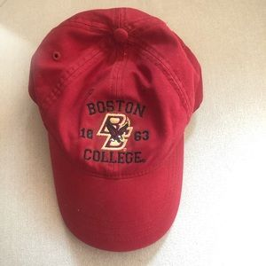 Boston College Maroon Baseball Hat Cap Adjustable
